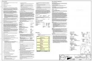 Virginia Beach Site Plan Page 1