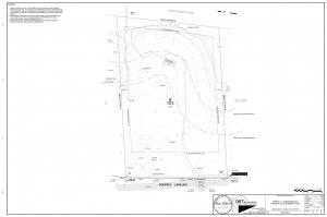 Vacant Topographic Survey